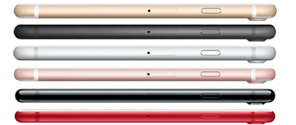 iphone7barvy
